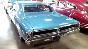 1967 Chevrolet Chevelle SS 396 - Restored Muscle Car - YouTube