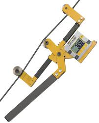 Tower Guy Wire Tension Chart Cable Tension Meter Guy Wire Tension Ctm 36289 0014