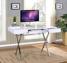 Modern furniture office table Office Room Image Unavailable Modern Furniture Contemporary Furniture Amazoncom Kings Brand Furniture Contemporary Style Home Office