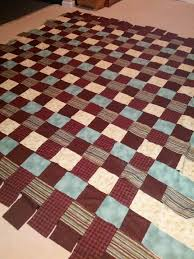 31 best images about Quilting and sewing on Pinterest | I spy, Rag ... & Basket weave quilt. Beginning. Adamdwight.com