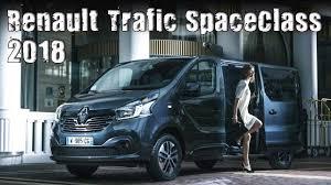 2018 renault trafic. delighful trafic allnew 2018 renault trafic spaceclass luxury van on renault trafic 1