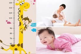 Trẻ em 3 tháng tuổi cao bao nhiêu mới đúng chuẩn và những lưu ý khi chăm  sóc trẻ 3 tháng