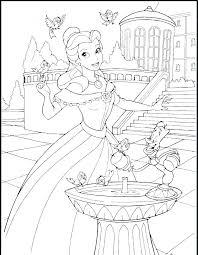 Disney Princess Printables Coloring Pages Of Princesses Jasmine