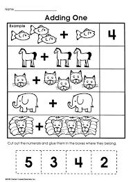 adding kindergarten worksheets sweet candy math addition worksheet ...