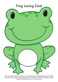 tree frog template printable frog template cute frog template printable tree frog