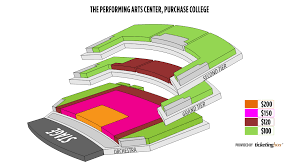 Purchase The Performing Arts Center Purchase College