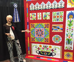 Quilters Guild of Plano, Inc. & Best of Show -