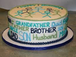Husband Birthday Cake Great Decorating Idea For Daddys