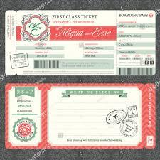 wedding invitation ticket template 21 wedding invitation ticket designs templates psd ai free