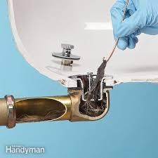 how to unclog a shower drain without