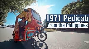 Pedicab Sidecar Design Driving A Vintage Tuk Tuk In Canada