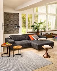 Wohnzimmer Couch Micasa Wohnzimmer Mit Ecksofa Nolte Und Beistelltisch Alis