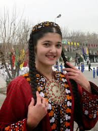 ethnic jewelry of the republics of central asia