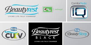 simmons mattress logo. At The January 2014 Las Vegas Furniture Market, Simmons Announced A Partnership With Actor Patrick Dempsey To Launch Their Luxury Beautyrest Black Mattress Logo
