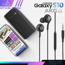 Tai nghe Samsung Galaxy S10 AKG 3.5mm Stereo EO-IG955 CHÍNH HÃNG 100% - Tai  nghe có dây nhét tai