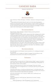 Project Management Consultant Resume samples
