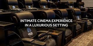 Water Tower Theater Seating Chart Theatre By Rhodes Dine In Cinema Experience Vox Cinemas Uae