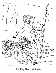 Small Picture Coloring Download Parable Of The Lost Coin Coloring Page Parable