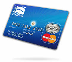 picture of business gift card
