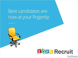 Download Zoho Recruit Resume Extractor 1 5 3 Crx File For Chrome