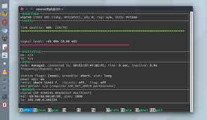 How To Check Wifi Signal Strength In Ubuntu Terminal