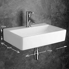 calabria wall mounted basin calabria basin sink technical drawing