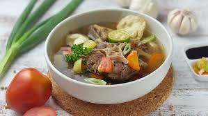 Sop Buntut Unilever Food Solutions Id