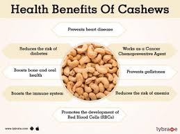 benefits of cashews and its side effects