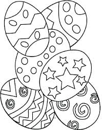 Large Print Easter Coloring Pages Free Pictures Bunny For Adults