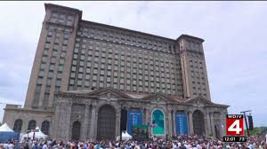 Ford moving mobility teams to historic Michigan Central Station in ...