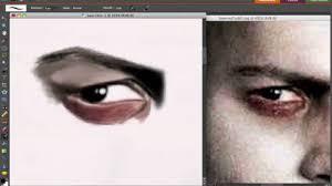 Dessin La Tablette Graphique Johnny Depp Partie 1 4 Youtube