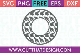 Officially formed in 2016, elephant heart is a world electronic collective started by married couple jason and victoria evigan. Free Svg Files Elephant Archives Cut That Design