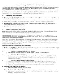 Sample Budget Plan For Non Profit Ii Nonprofit Food Service Labor Costs Square Meals