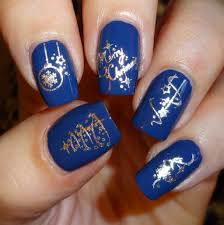 Nail Xmas Design Choice Image - Nail Art and Nail Design Ideas