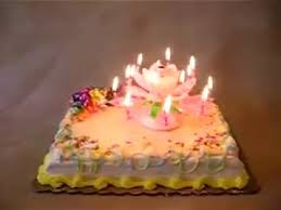 Happy Birthday Beautiful Cake With Sweet Melody Tune Youtube