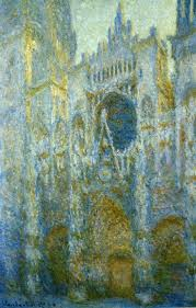 best ideas about artist claude monet gardens claude monet rouen cathedral west facade noon 1894