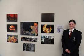 Visual Art Major Hsc Students Showcase Major Works Scas News