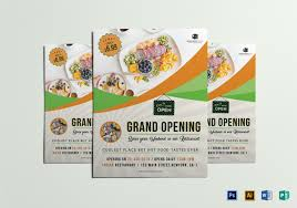 Free Grand Opening Flyer Template Store Opening Flyer Template Under Fontanacountryinn Com