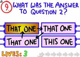 The Impossible Quiz 2 Answers The Impossible Quiz Answers Levels 1 10 Impossible Quiz