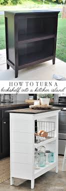 diy bookcase kitchen island. Modren Diy DIY Bookshelf Kitchen Island On Diy Bookcase E