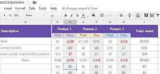 google sheets balance sheet 10 money management tools inside google drive you should use today