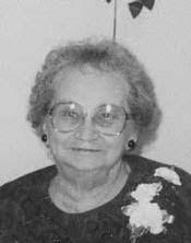 Obituary for Verna Mack   Riley Funeral Homes