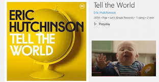 Eric Hutchinson The Man Behind The Music Of The Windows 10