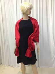 Marilyn Johnson Sewing Design Studio Red Evening Drape The Marilyn Johnson Sewing Design Studio Llc