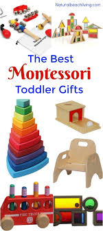 The Best Gifts for a Montessori Toddler, Toys 1 year olds, Toddler - Natural Beach Living