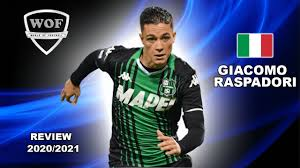 Here Is Why Everyone Want To Sign Giacomo Raspadori 2021   Crazy Goals &  Skills (HD) - YouTube
