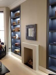bedroom chimney breast ideas - Google Search