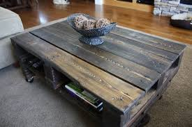 Charming And Homely Rustic Storage Coffee Table | Tedxumkc Decoration  Pertaining To Rustic Coffee Tables (