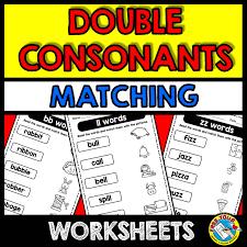Live worksheets worksheets that listen. Double Consonants Activities Word Work Phonics Worksheets Phonics Worksheets Word Work Double Consonants