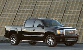 2013 GMC Sierra Denali Delivers Shrubbery (And More) With Style ...